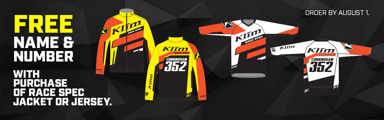 KLIM Race Spec Racing Gear