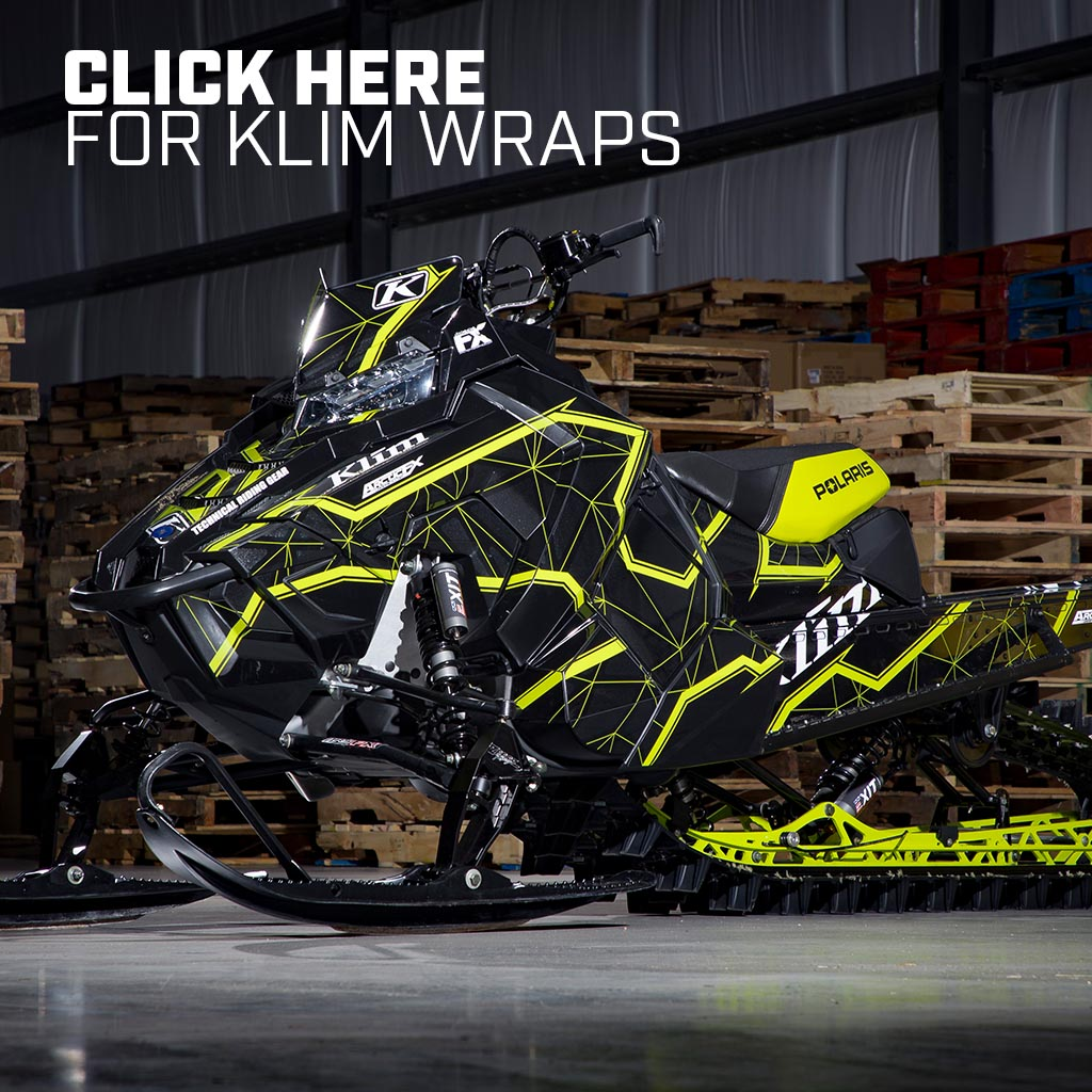 KLIM Wraps by ArcticFX