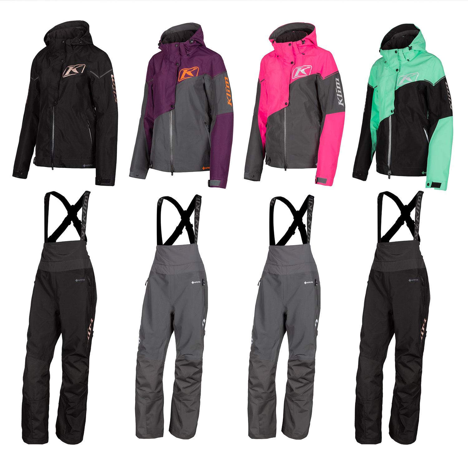Alpine Jacket and Bib4