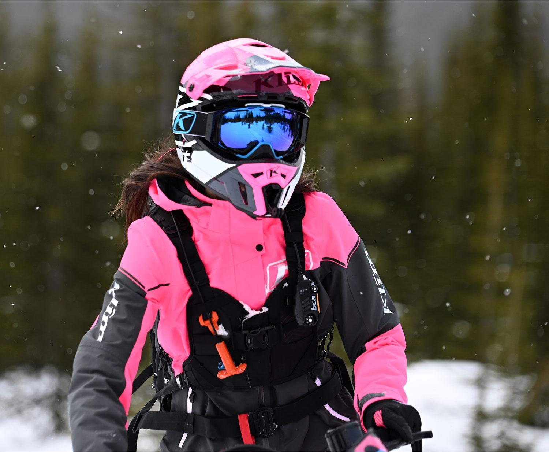 Alpine Jacket and Bib5