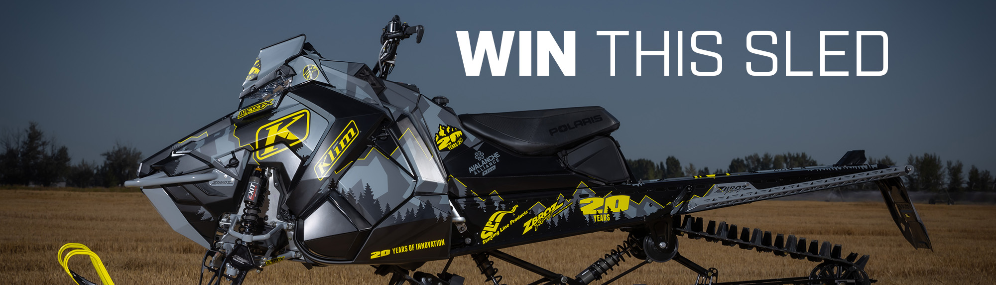Win this Sled